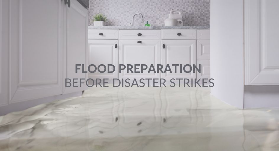 blog image of a flooded home; thankfully it has flood insurance